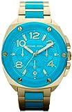 Michael Kors Chronograph Tribeca Turquoise MK5746