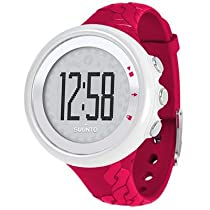 Suunto M2 Heart Rate & Calorie Monitor Exercise Watch - Womens Fuchsia SS015321000