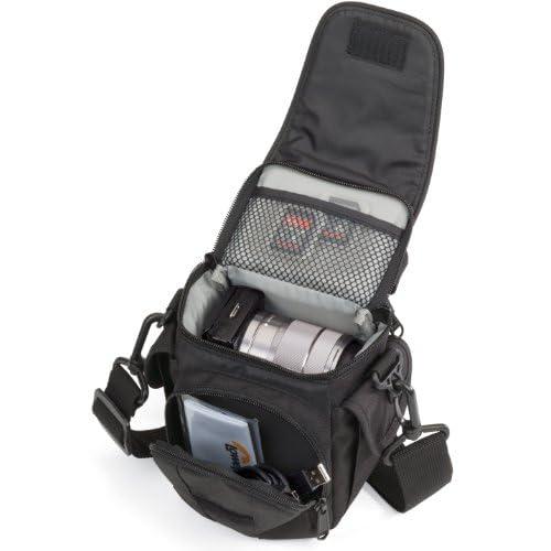 【国内正規品】Lowepro ビデオカメラケース エディット 100 ブラック 346828