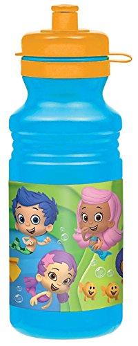 Bubble Guppies Drink Bottle