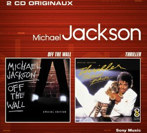 Michael Jackson - Off the Wall/Thriller - Zortam Music