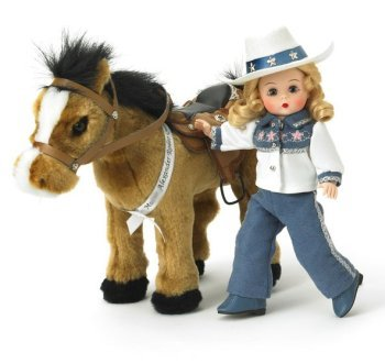 Buy Madame Alexander 8 Inch Americana Collection Doll – Rodeo Queen