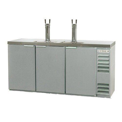 Beverage Air DD72Y-1-S Draft Beer Cooler