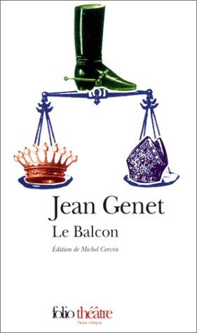 Balcon (Folio Theatre) (French Edition)