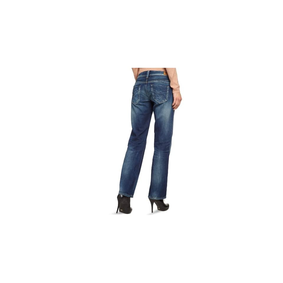 Pepe Jeans Damen Jeans PL200022B222 Olympia Loose Relaxed
