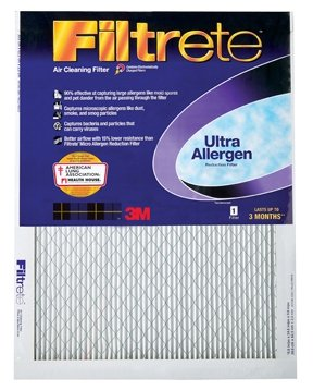3M Filtrete MD20X24 20x24x1 - 19.7 x 23.7 Filtrete 1250-1500 Ultra-Advanced Allergen Filter by 3M Pack of - 2 (Filtrete 20x24x1 Air Filter compare prices)