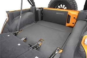 Bedrug BTJK11R4 BedTred Rear Cargo Liner Kit for Jeep JK 4-Door