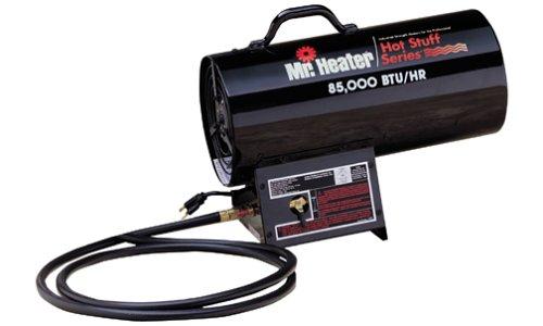 Mr Heater 85000 BTU Propane Forced-Air Heater F270085B00006L7V5