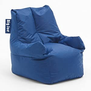 Big Joe Club 19 Bean Bag Chair Color: Patriot Blue by Comfort Research