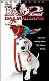 102 Dalmatians [VHS]