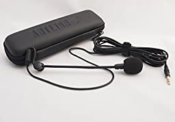 Antlion Audio ModMic Attachable Boom Microphone - Omni-Directional WITHOUT Mute Switch
