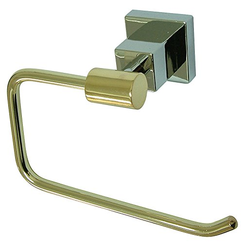 kingston-brass-claremont-single-post-toilet-paper-holder-polished-chrome-polished-brass