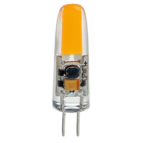 Neverland 2W G4 LED COB Leuchte Lampe Stiftsockel Birne Xmas Licht Dimmbar AC DC 12V
