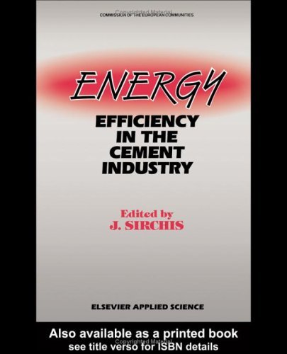Energy Efficiency In The Cement Industry