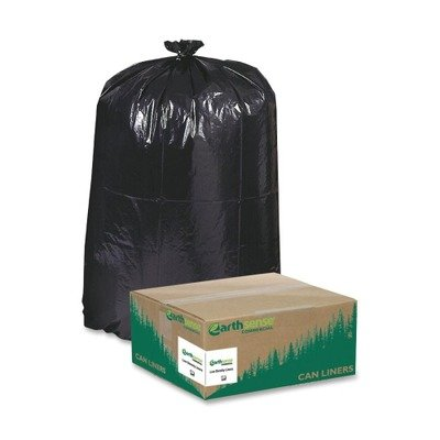 Extra Heavy Grade Recycled Can Liners (Pack of 100) Size: 40 - 45 Gallon (Recycled Cans compare prices)