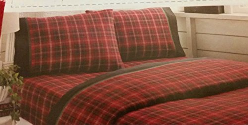 Plaid Flannel Bedding