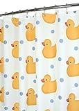 Park B. Smith Ducky Time Shower Curtain, Tropical Sky
