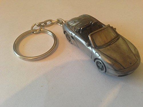 porsche-boxster-3d-split-ring-porte-cles-full-voiture-ref192