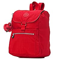 Kipling Scoop Medium Backpack - Red