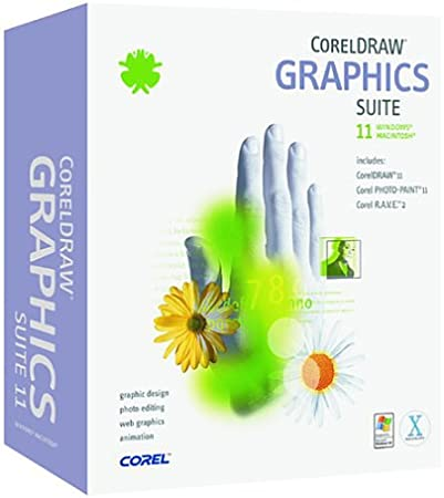 CorelDRAW Graphics Suite 11 [Old Version]