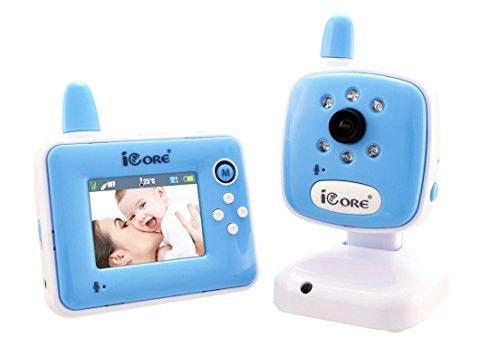 awardwiki infant optics dxr 8 video baby monitor with interchangeable optical lens. Black Bedroom Furniture Sets. Home Design Ideas