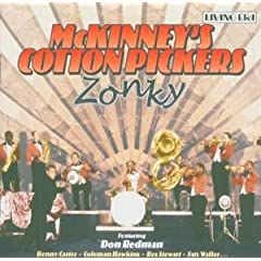 Album Zonky by McKinney's Cotton Pickers
