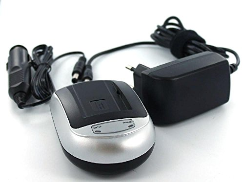 BBMBD Ladegerät kompatibel mit für PANASONIC LUMIX DMC-FZ20