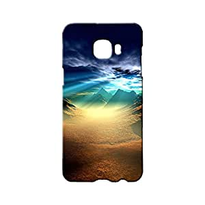 BLUEDIO Designer Printed Back case cover for Samsung Galaxy C7 - G11406