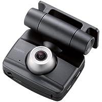 Logitec ドライブレコーダー 常時録画型 液晶ディスプレイ搭載