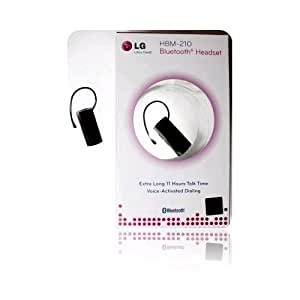 lg hbm 235 bluetooth headset manual