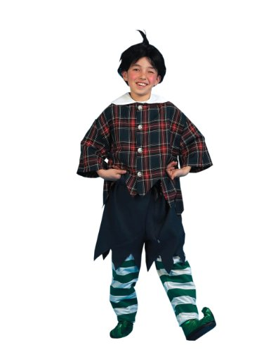Wizard of Oz - Munchkin Kid Child Halloween Costume Size 4-6 Small