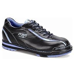 Storm Womens SP 603 Bowling Shoes (6 M US, Black/Blue)