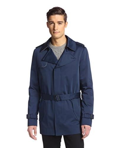 Soia & Kyo Men's Derek Belted Trench Coat