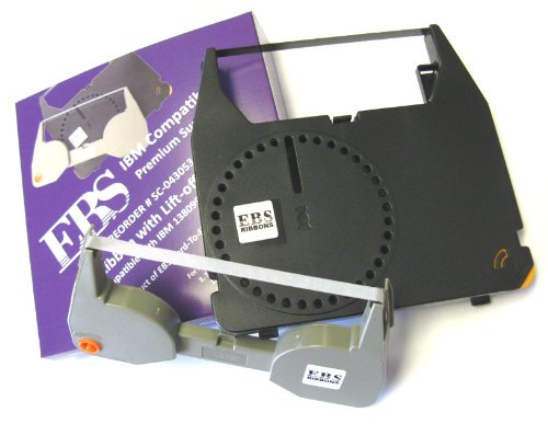 EBS 1380999 IBM Wheelwriter Compatible Typewriter Ribbon and 1337765 IBM Wheelwriter Compatible Lift-off Tape at Sears.com