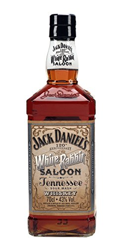 Jack Daniel discount duty free Jack Daniel's White Rabbit Whiskey 70 cl (Unboxed)