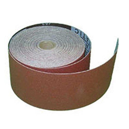 PERFORMAX TYPE READY-TO-CUT ABRASIVE SANDPAPER ROLL 80 GRIT