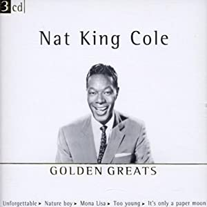 Nat King Cole - Golden Greats (3 CD boxset) (Jazz, Soul)