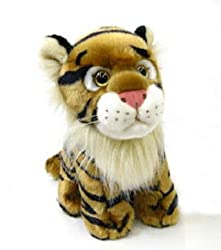 """Tiger Baby M 9"""" by Fuzzy Town"""