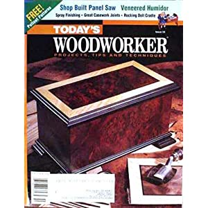 Todays Woodworker Magazine   Woodworker Magazine