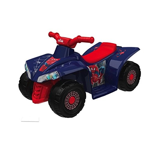 Spiderman 6V Little Quad Ride-on