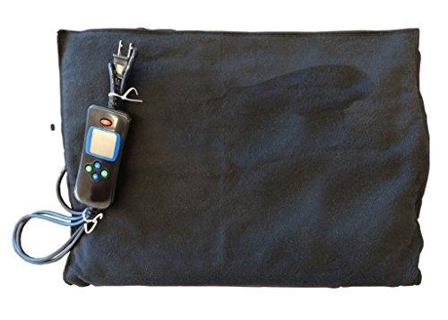 "Bodymed® Zzhp1427B 14"" X 27"" Digital Electric Moist Heating Pad (27 Inches, Black)"