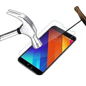Acm Tempered Glass Screenguard For Meizu Mx5 Mobile Screen Guard