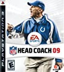 NFL Football Head Coach 2009 (Playsta...