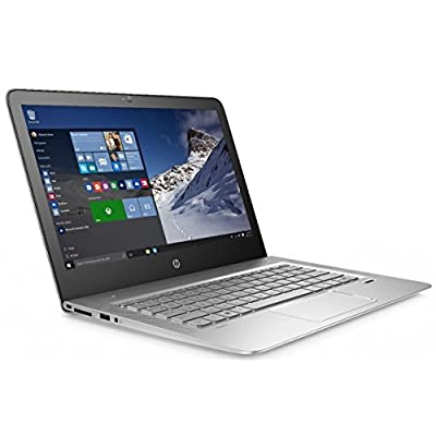 HP Envy 13-D052TU 13.3-inch Laptop (Core i5-6200U/4GB/128GB/Windows 10 Home/Integrated Graphics), Natural Silver