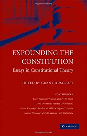 uk constitution essays
