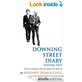 Downing Street Diary Volume Two: With James Callaghan in No. 10