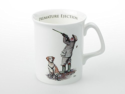 1-x-prmatur-jection-Fun-Humour-BD-mug-de-chasse-de-tir-avec-labrador-jaune--feet-Idal-comme-cadeau-ou-un-anniversaire-pour-les-personnes-qui-aiment-tir-et-country-sports