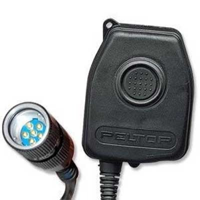 Peltor Adapter Fl5000 In-Line Push-To-Talk Adaptor Fl5030