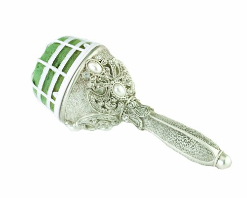 Lillian Rose Regal Elegance Jeweled Bouquet Holder, 7.5-Inch
