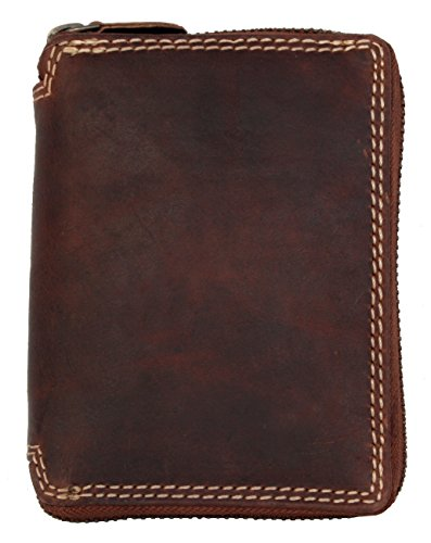 strong-natural-genuine-leather-wallet-zipper-around-without-any-logos-or-markings